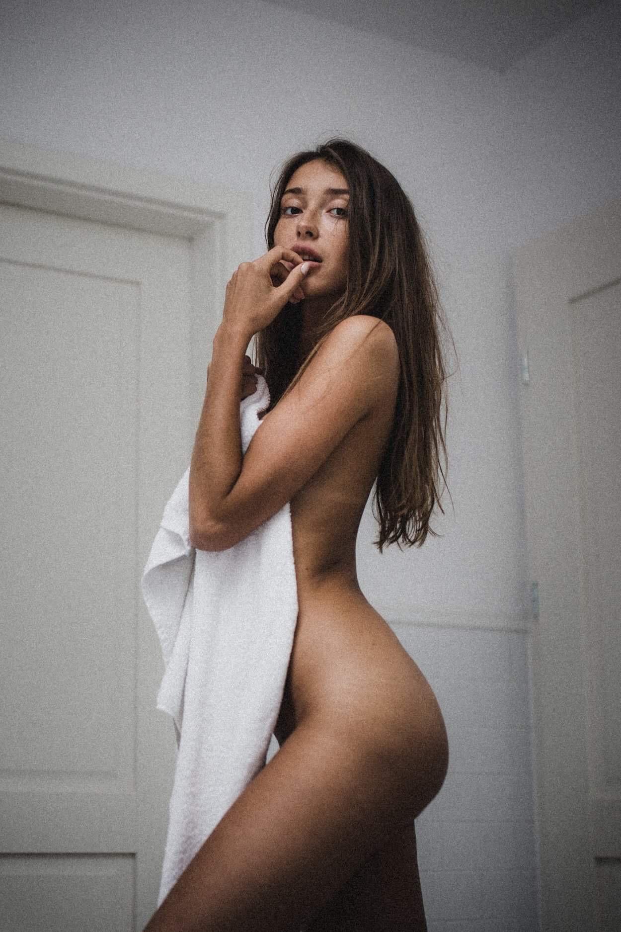 Samuela Gorska - Michal Dabek photoshoot