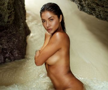 Arianny Celeste - Emilynn Rose (Maxim) photoshoot