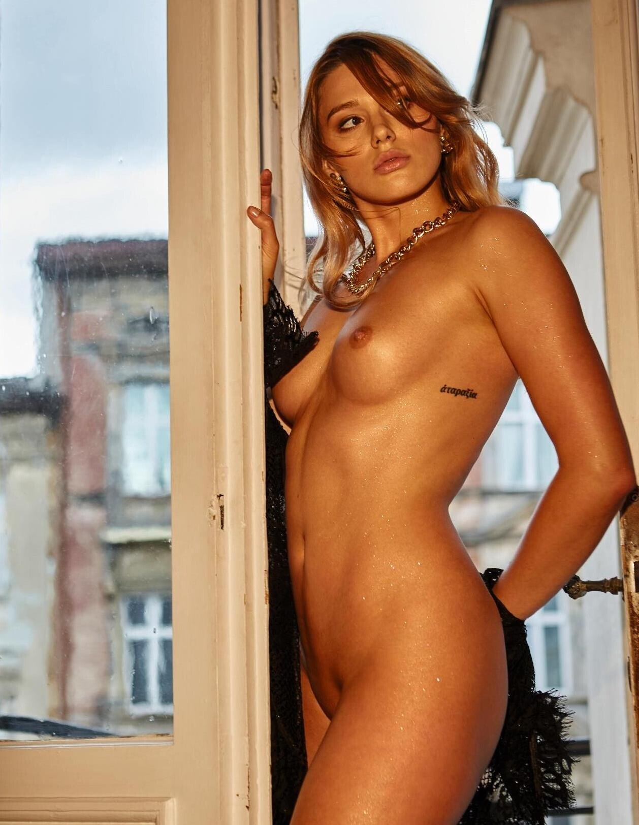 Lena Bednarska - Marzena Bukowska-Filuk (Playboy) photoshoot
