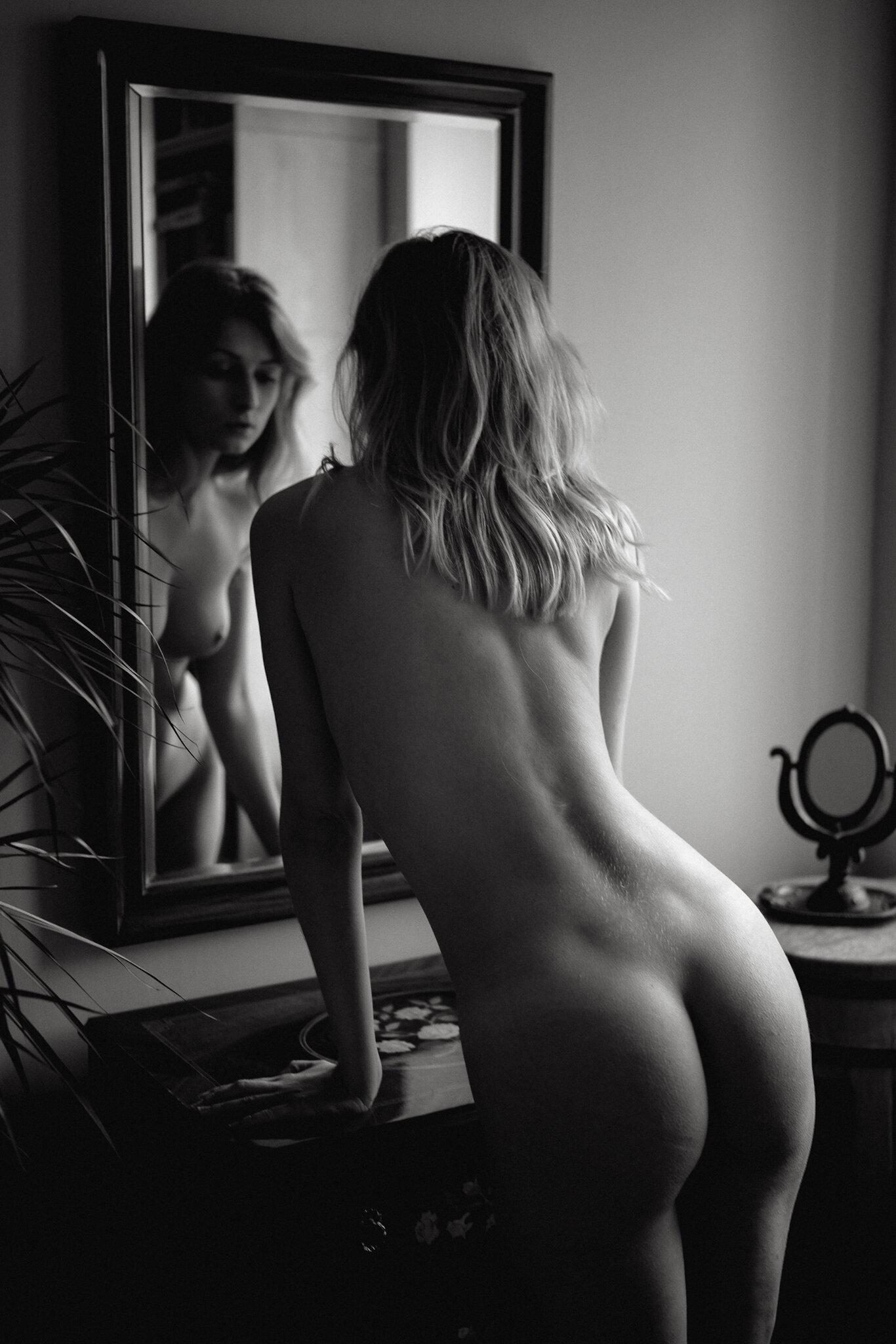 Monika Lipigorska - Marcin Krystyniak photoshoot