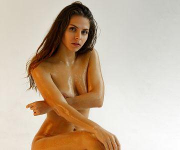 Anita Sergeeva - Aleksey Burcev photoshoot