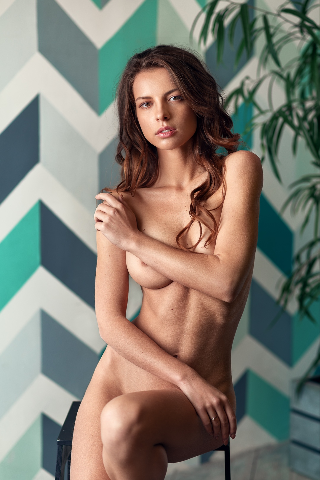Julia Zubova - Dmitry Elizarov photoshoot
