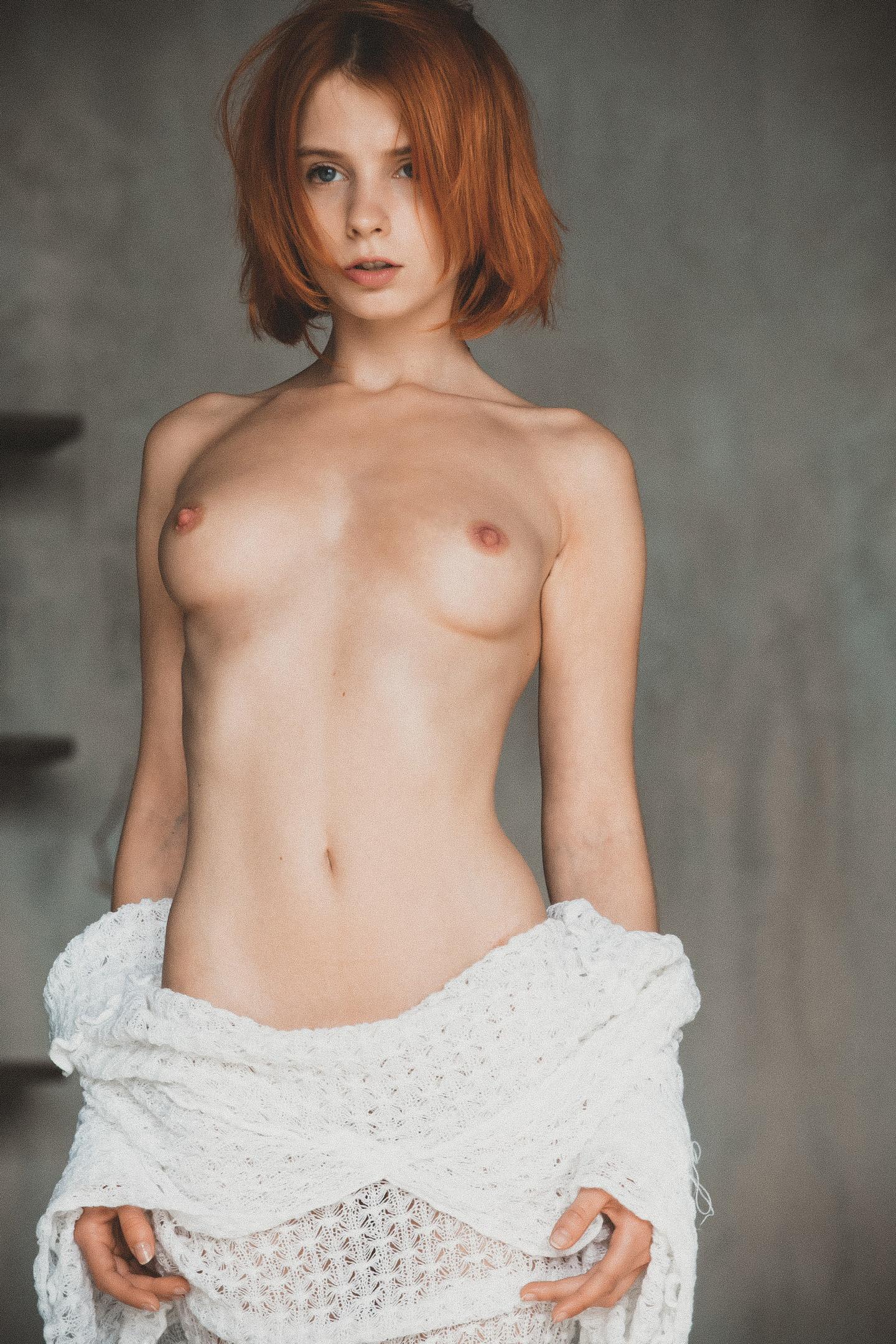 Marta Gromova - Andy Goodlight photoshoot