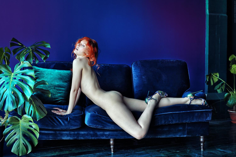Natalia Korotovskih - Alina Lebedeva photoshoot