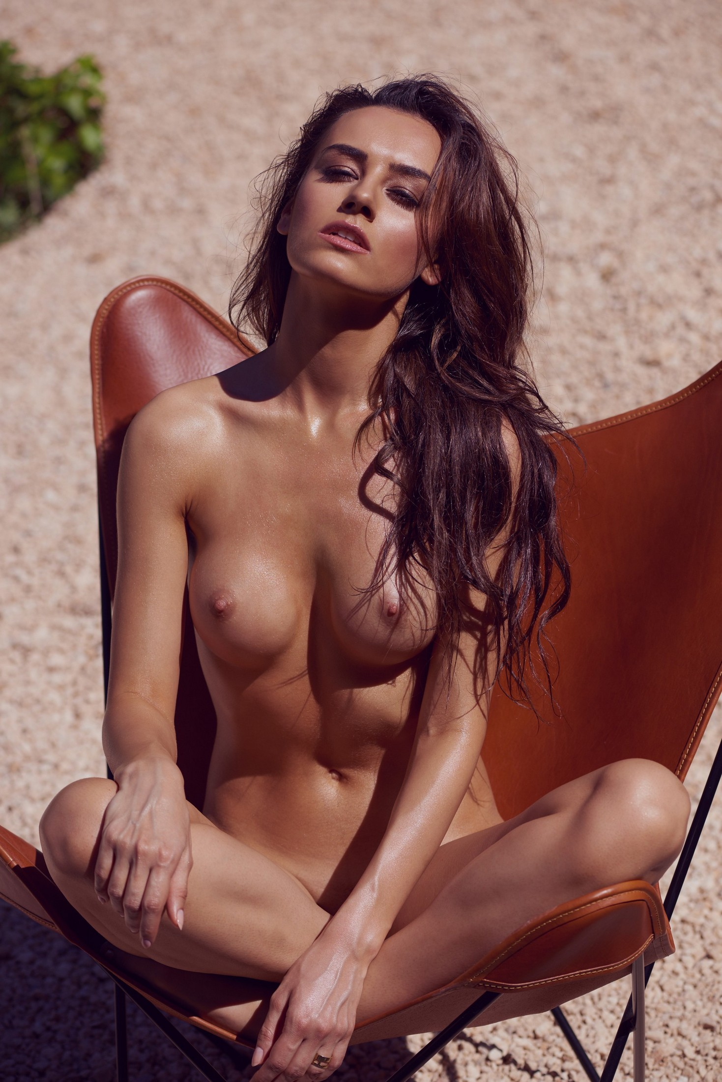 Veronika Klimovits - Max Seam photoshoot