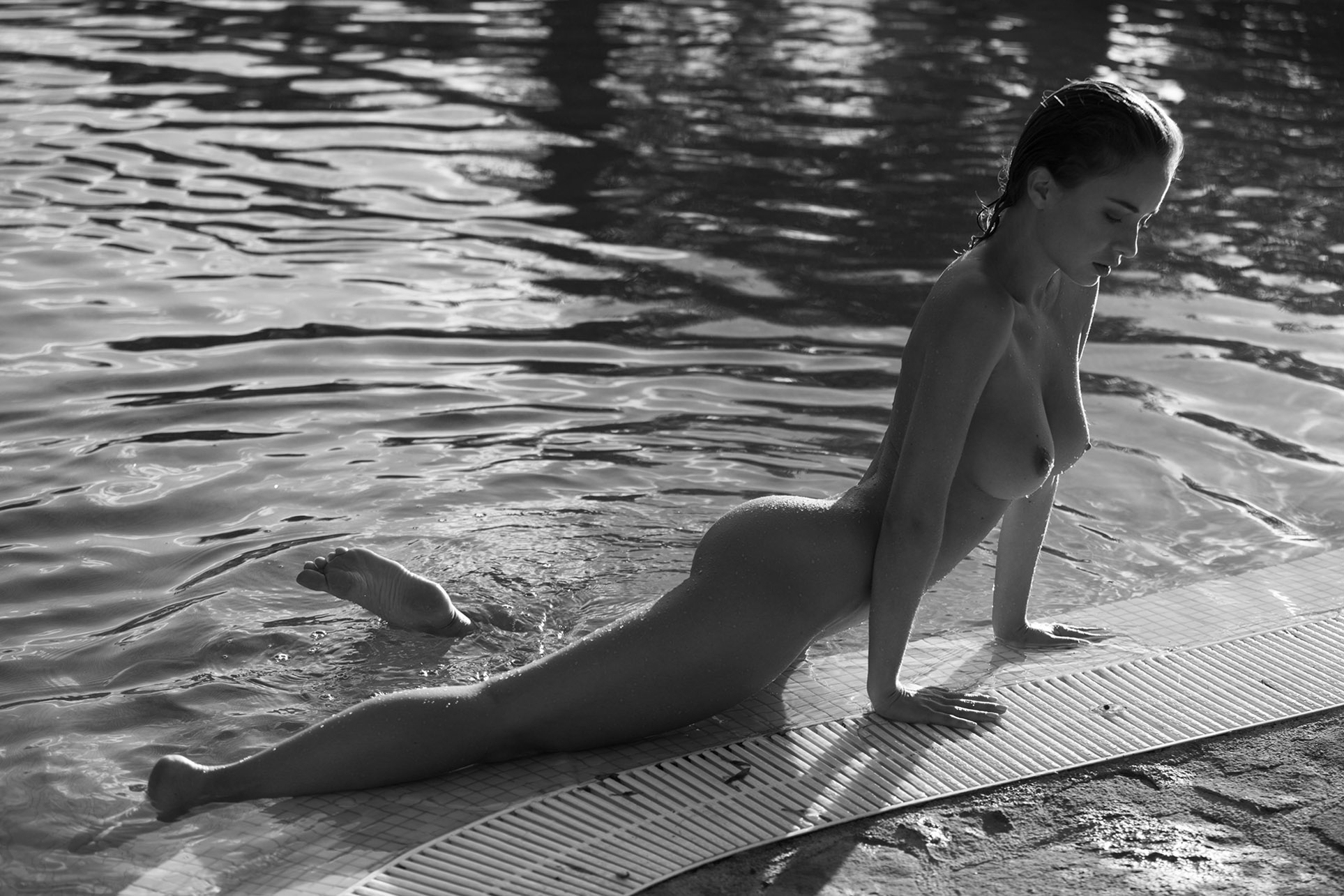 Natalia Andreeva - Hannes Walendy photoshoot