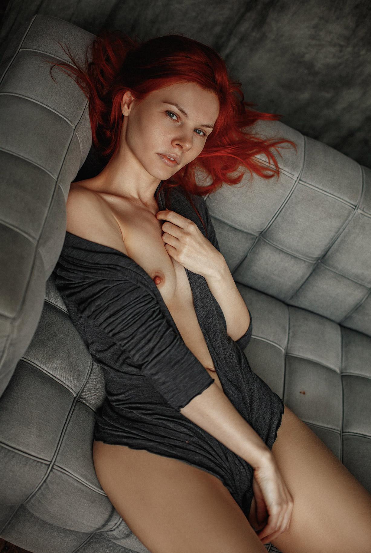 Natasha Korotovskih - Alexey Trifonov photoshoot