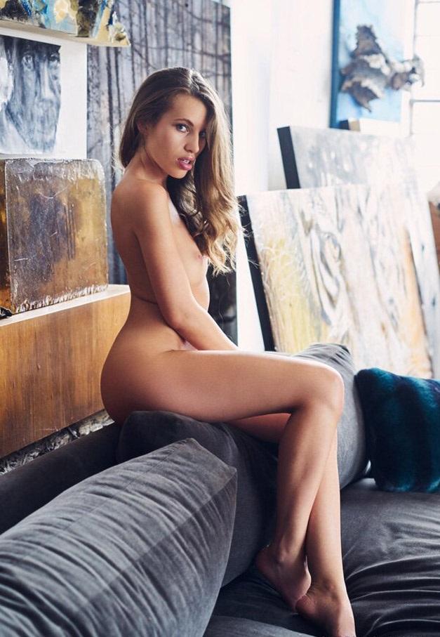 Katia Martin - Simon Bolz photoshoot