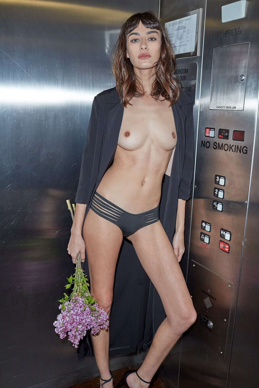 Margaux Brooke - Stan Musilek photoshoot