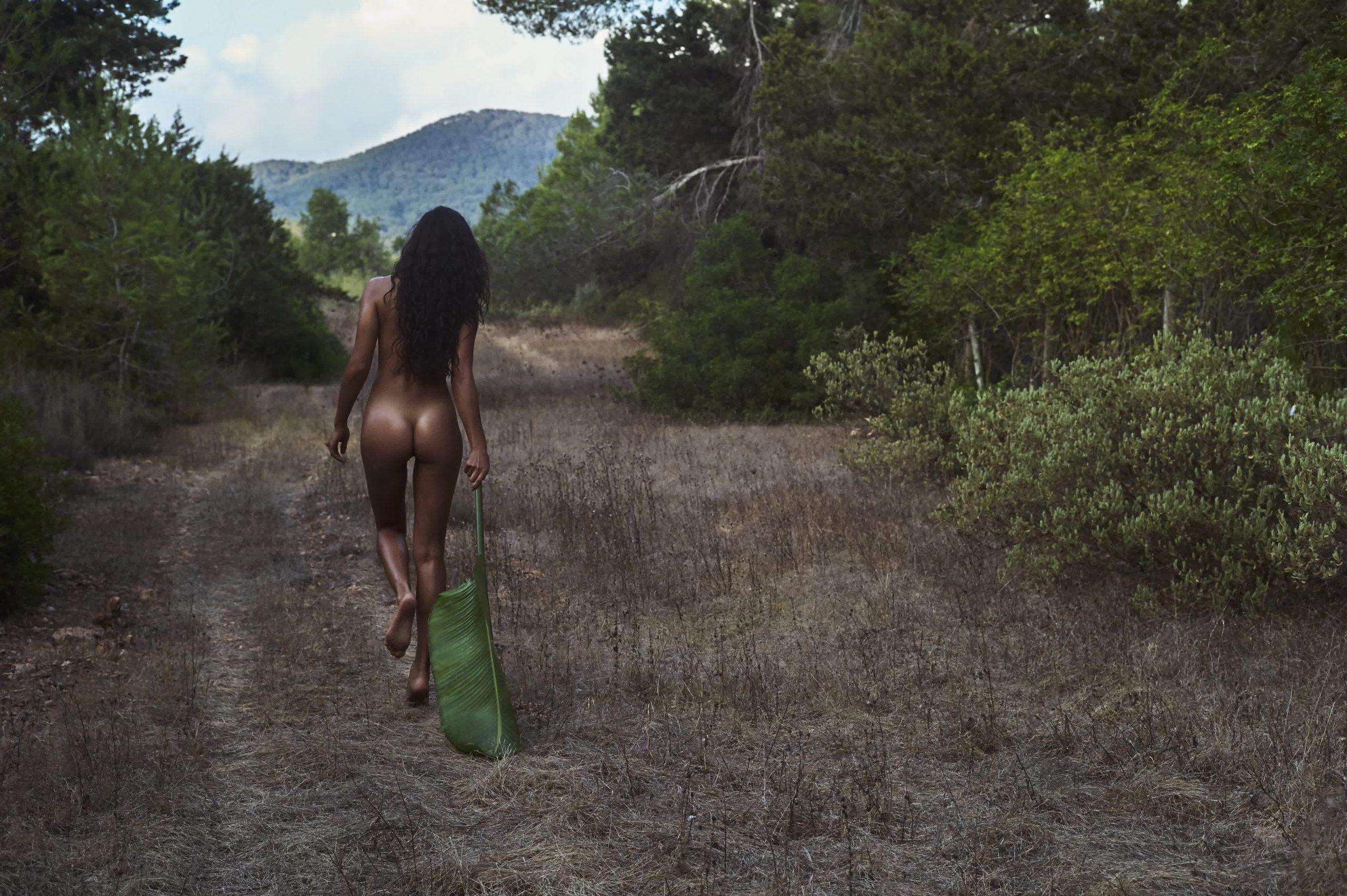 Shanina Shaik - Mariano Vivanco photoshoot