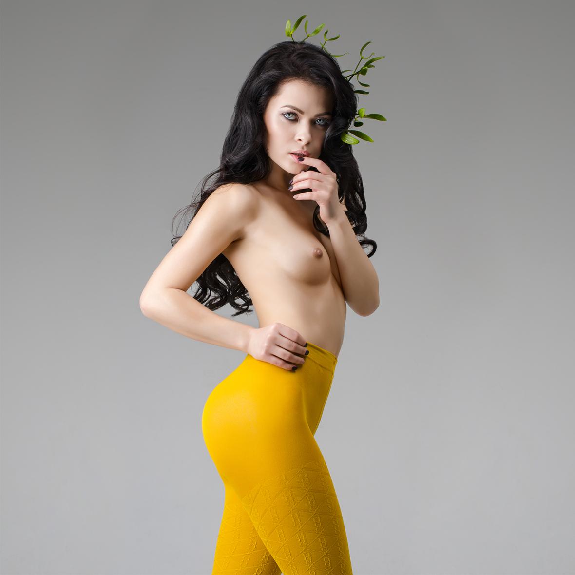 Alina Mayer - Olga Sidorenko photoshoot