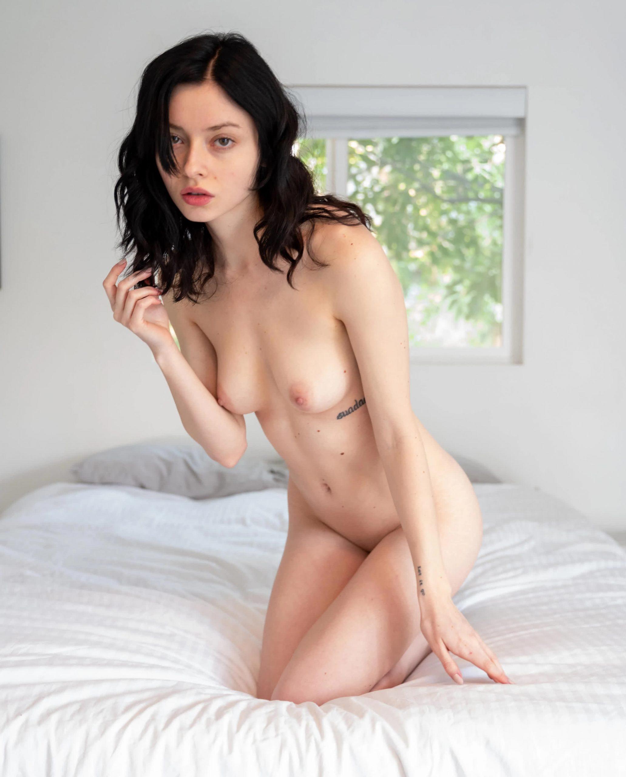Alina Lee - Chris Jennings photoshoot