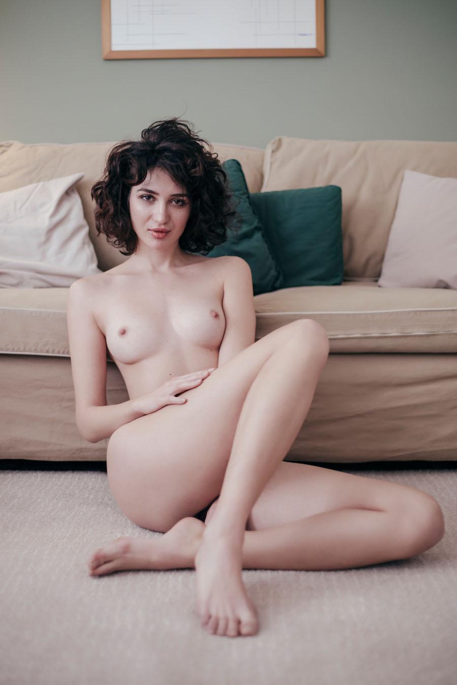 Anastasia - Federico Romero photoshoot