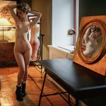 Anna Tsaralunga – Georgy Chernyadyev photoshoot