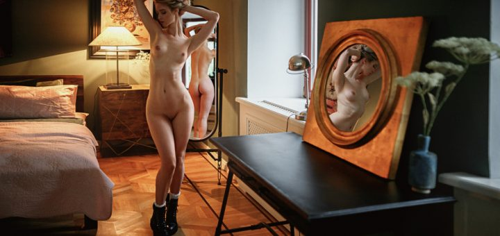 Anna Tsaralunga - Georgy Chernyadyev photoshoot