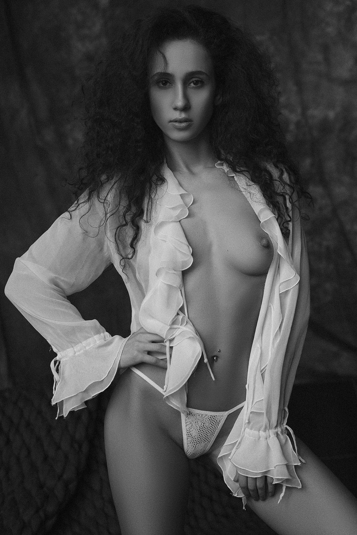 Julia Kovalenko - Alexey Trifonov photoshoot