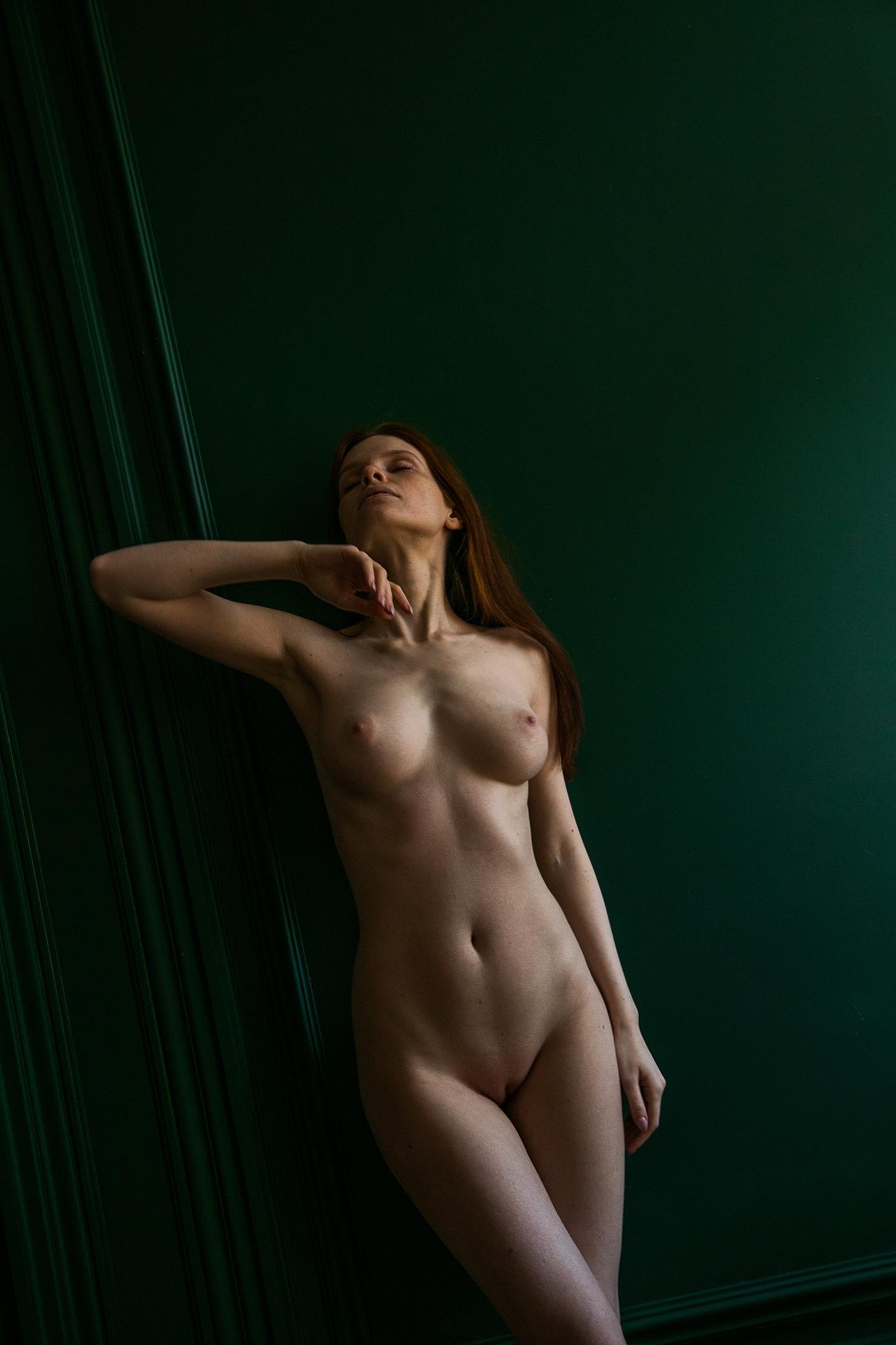 Viktoria Kolodko - Vasily Kolosov photoshoot
