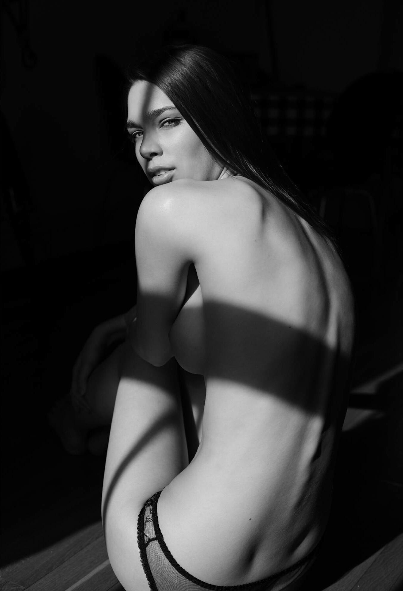 Aspen Maye - Javier Oddo photoshoot