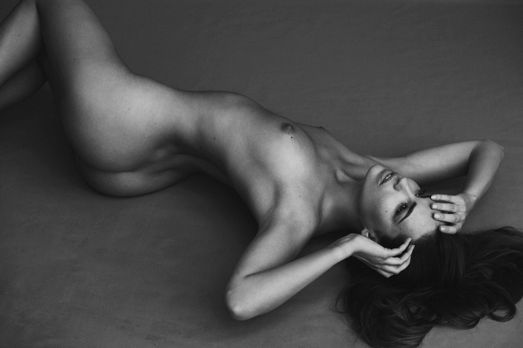 Audrey Bouette - Stefan Rappo photoshoot