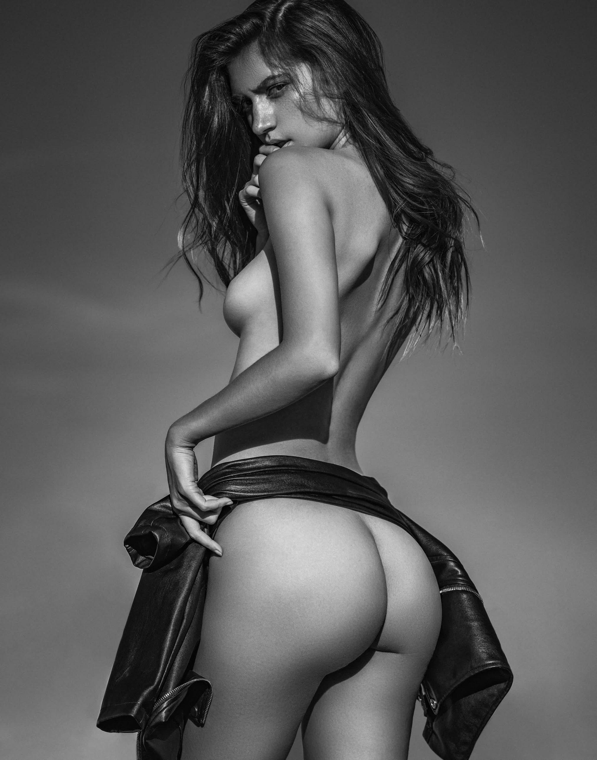 Elizabeth Elam - Kesler Tran photoshoot