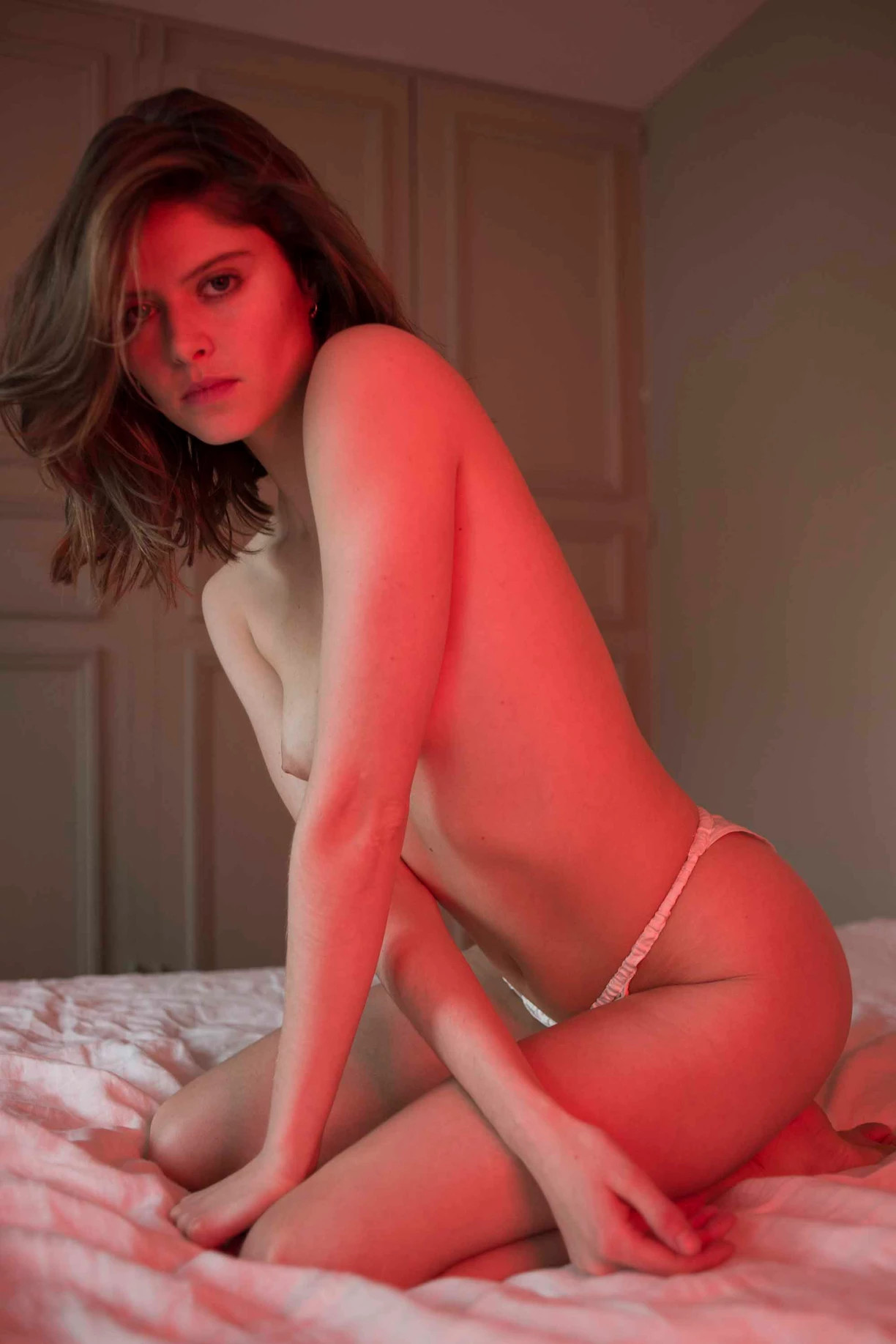 Gabriela Spader - Miguel Pena photoshoot