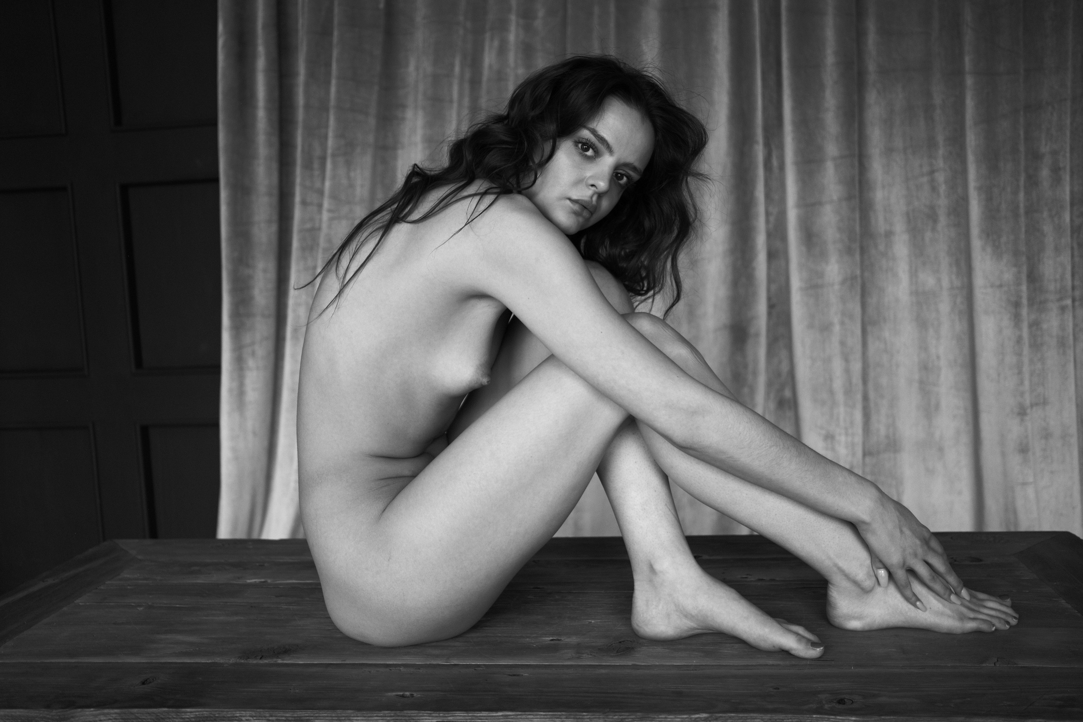 Katrin Weiss - Denis Nikolenko photoshoot
