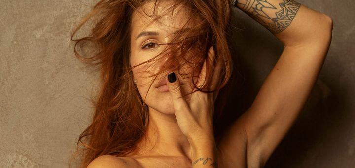 Natasha Griekhova - Arthur Kaplun photoshoot