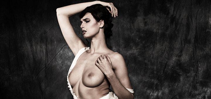 Zoi Gorman - Gabriele Pizzuto photoshoot