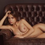 Alexandra Smelova – Alexander Fess photoshoot