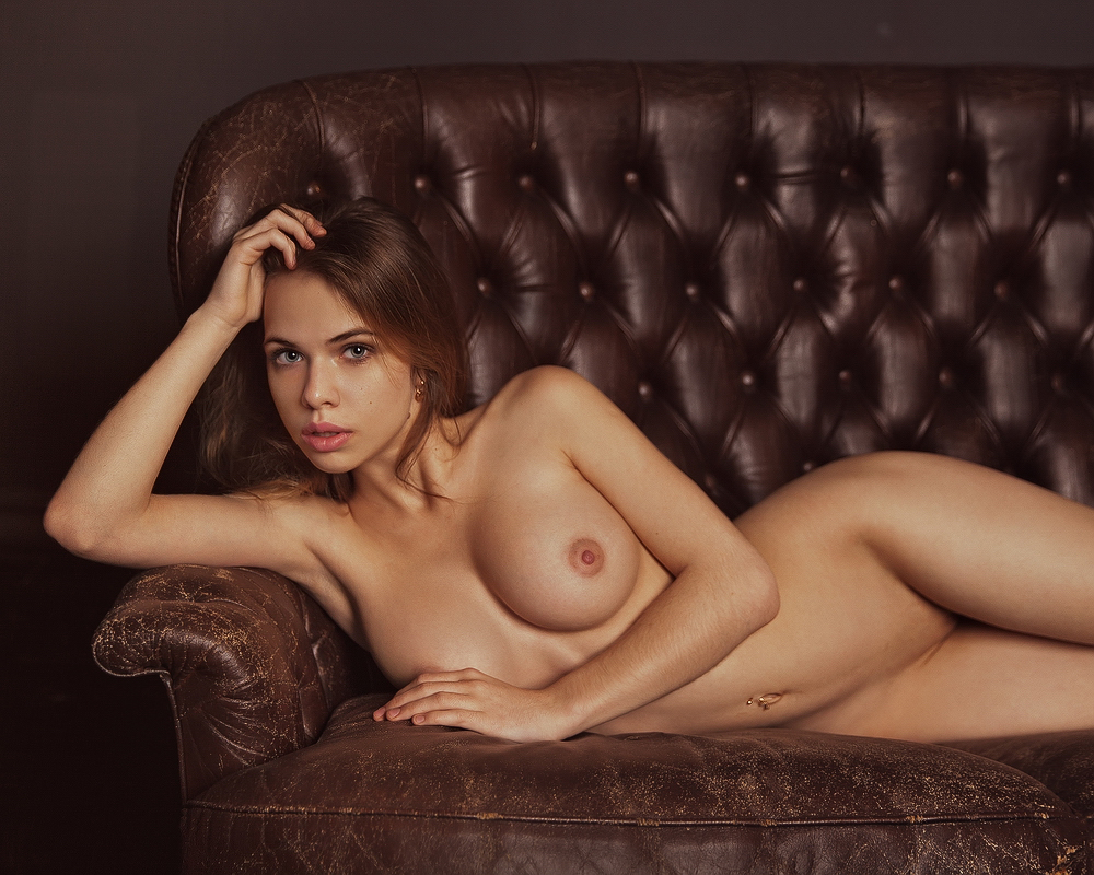 Alexandra Smelova - Alexander Fess photoshoot