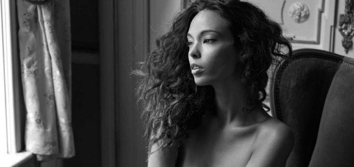 Audrey Phoenix - Jean Pierre Maissin photoshoot