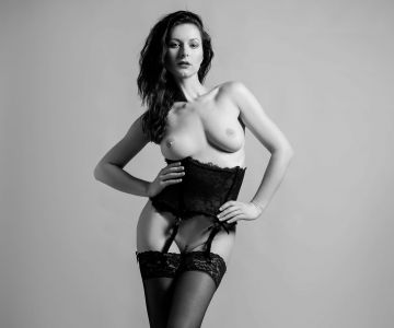 Ivana Cermakova - Daniel Demunter photoshoot