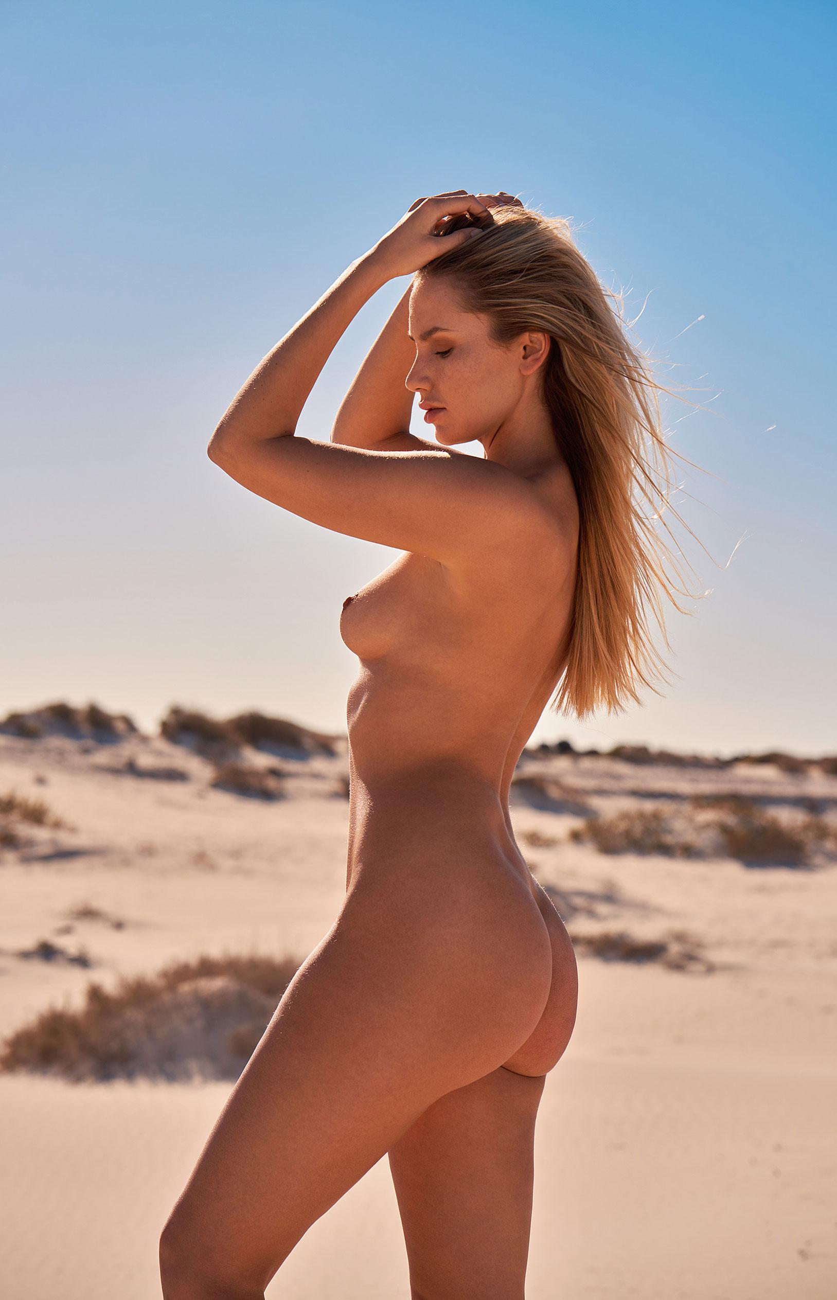 Jessica Witmann - Simon Bolz (Playboy) photoshoot