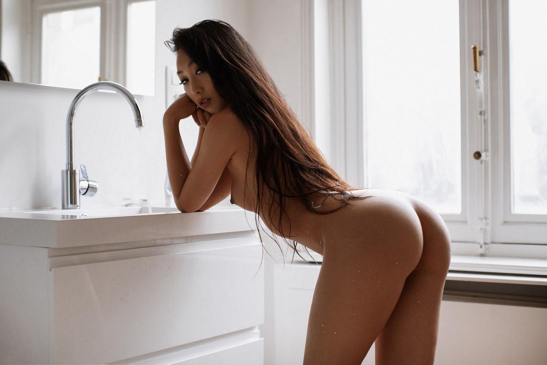 Kim Shinobi - Alisa Verner photoshoot