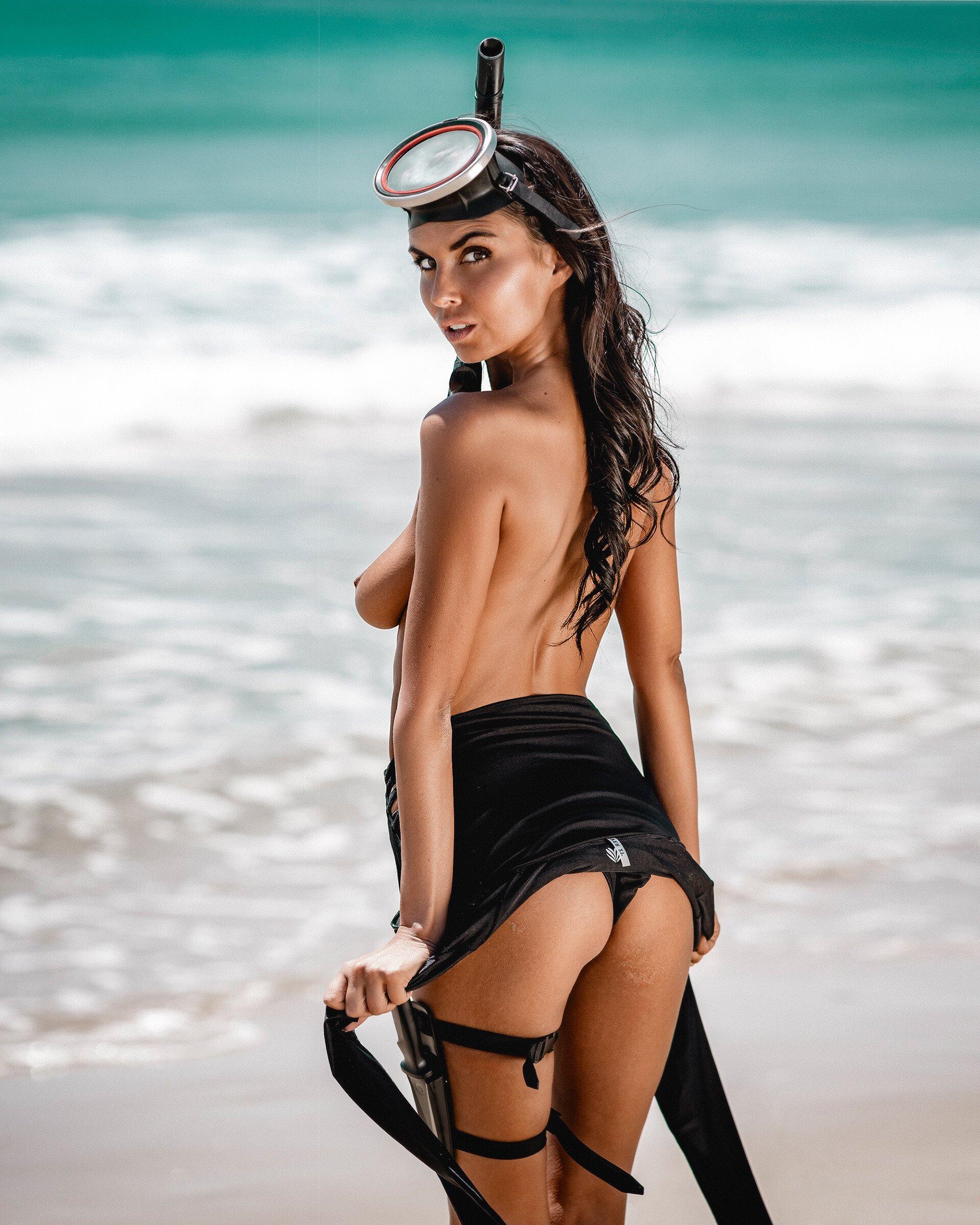 Laura Giraudi - Danyel Weideman photoshoot