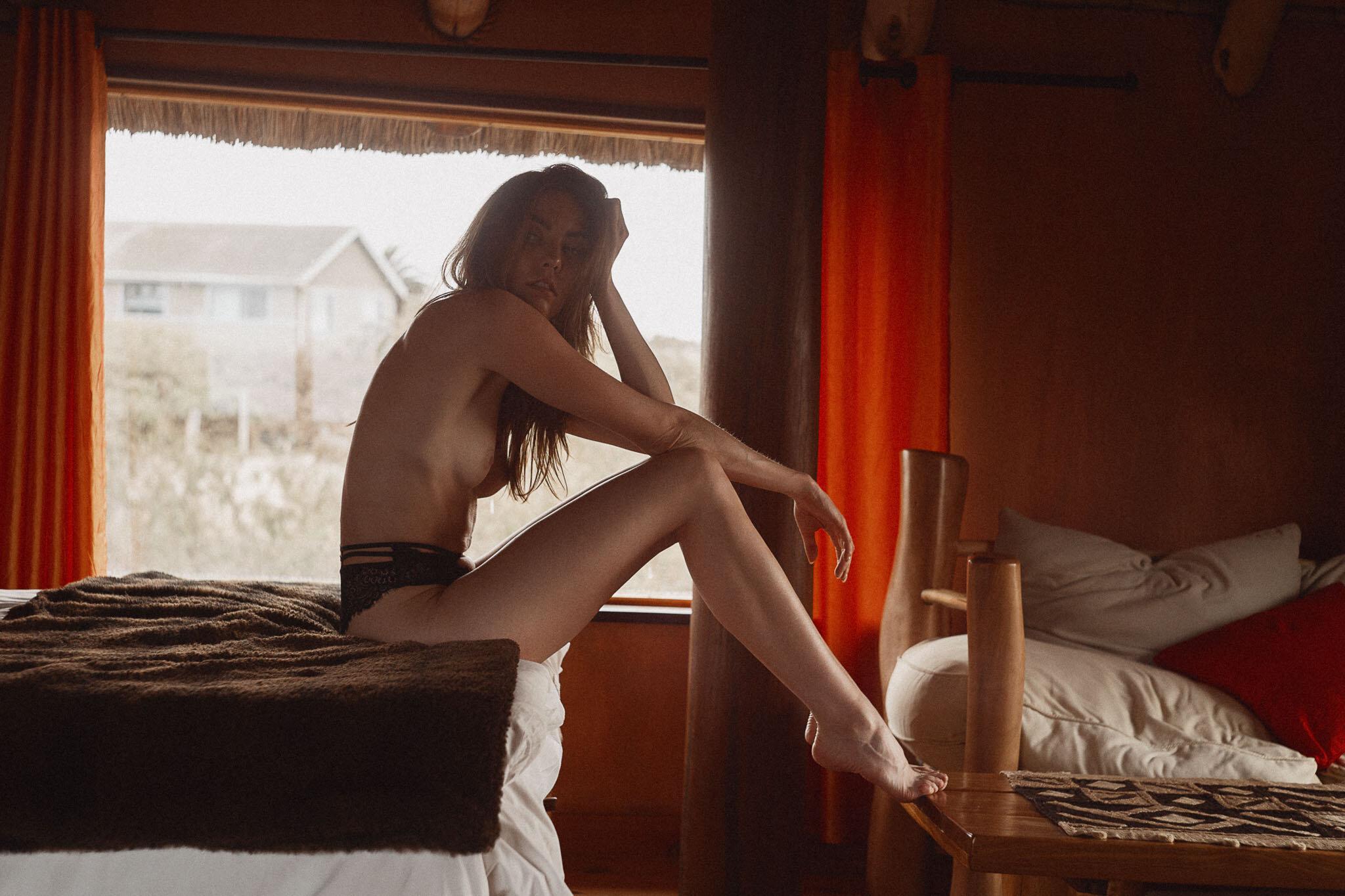Nina Emilia - Jani Vuorio photoshoot