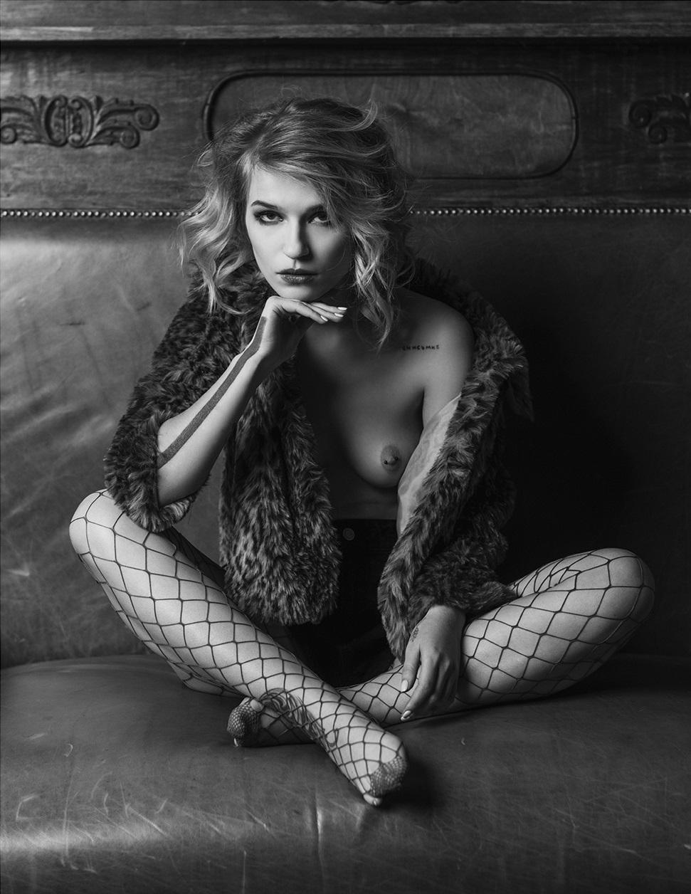 Viktoria Tche - Viktor Tsirkin photoshoot