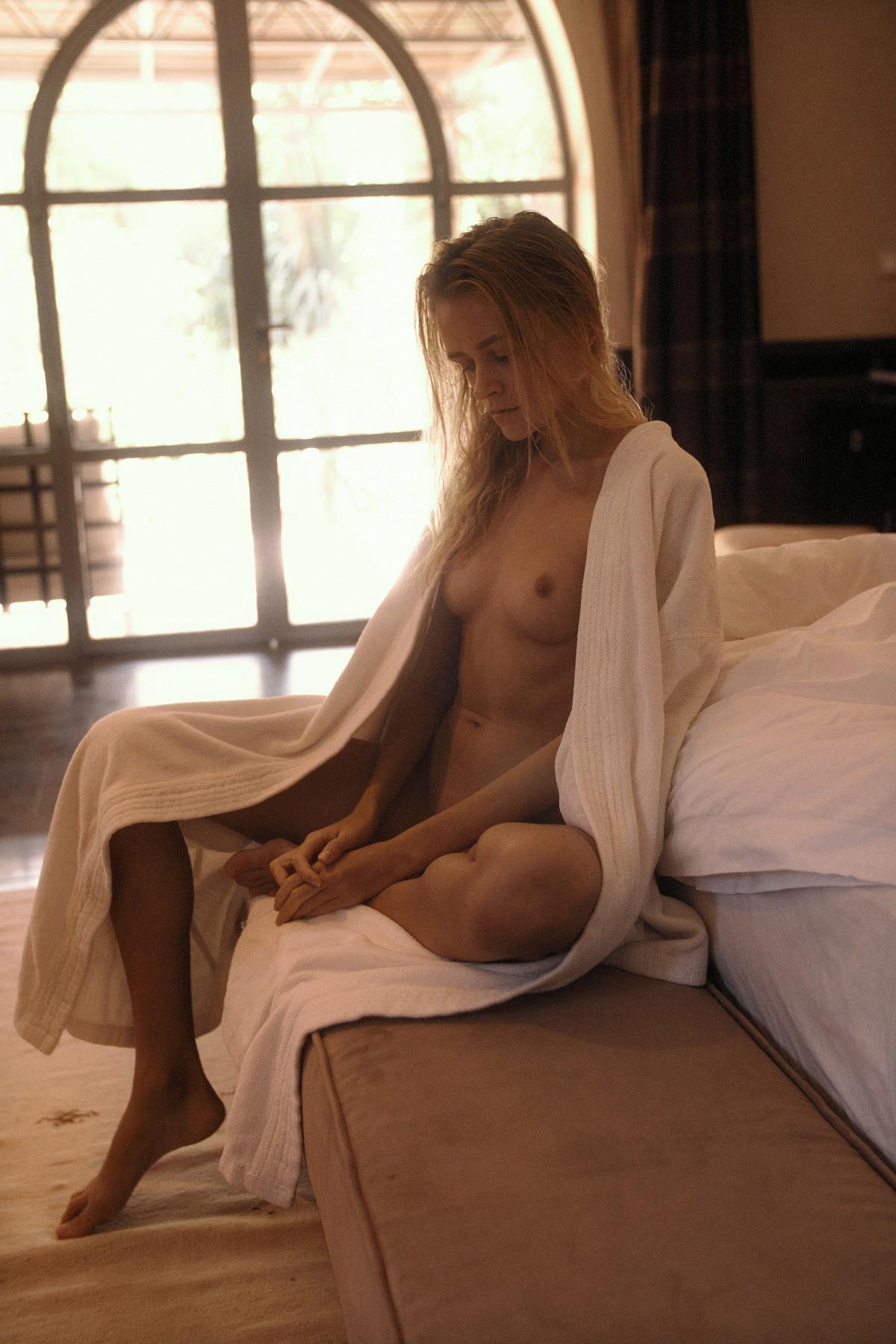 Yana Nahorniak - Jorg Billwitz photoshoot