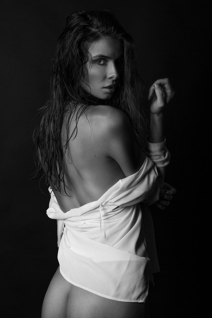 Alexandra Zimny - Olivier Merzoug photoshoot