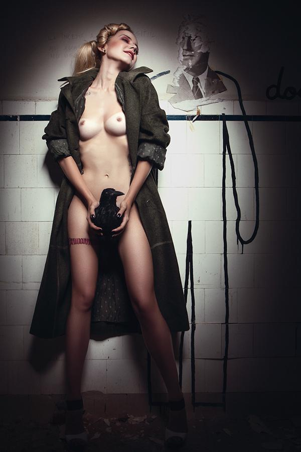 Ana Maria Fulga - Daniel Ilinca photoshoot