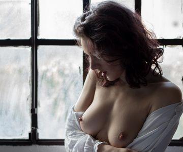 Herodiade Chatnoir - Stefano Girardi photoshoot