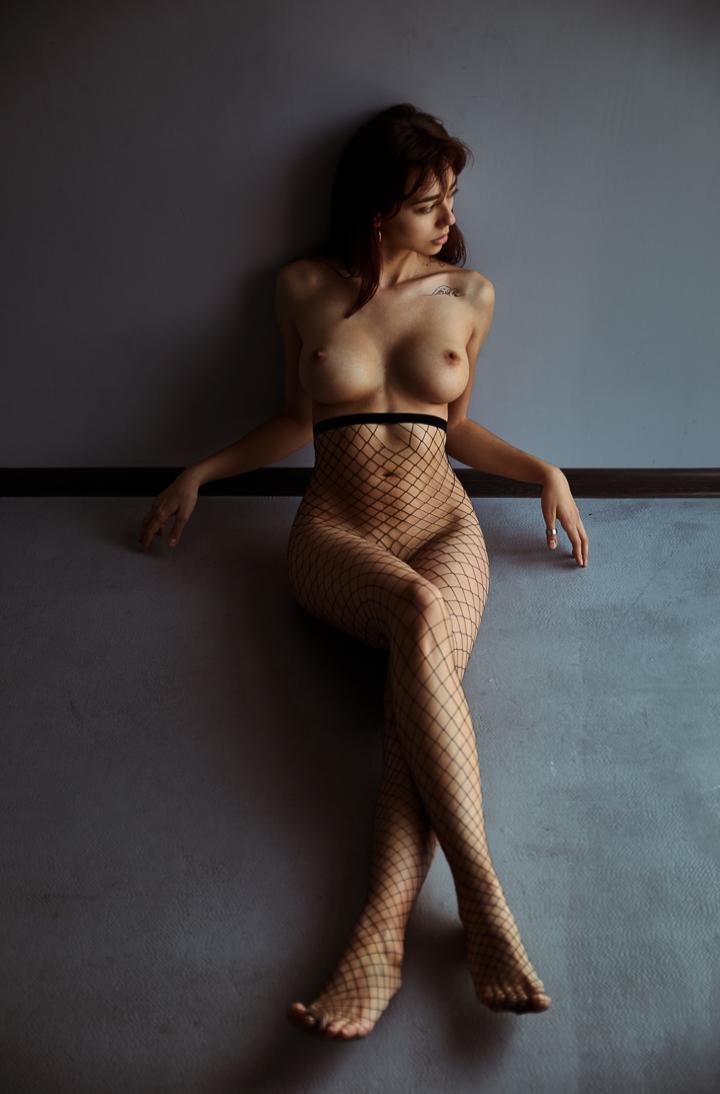 Irina Lozovaya - Sergey Basin photoshoot