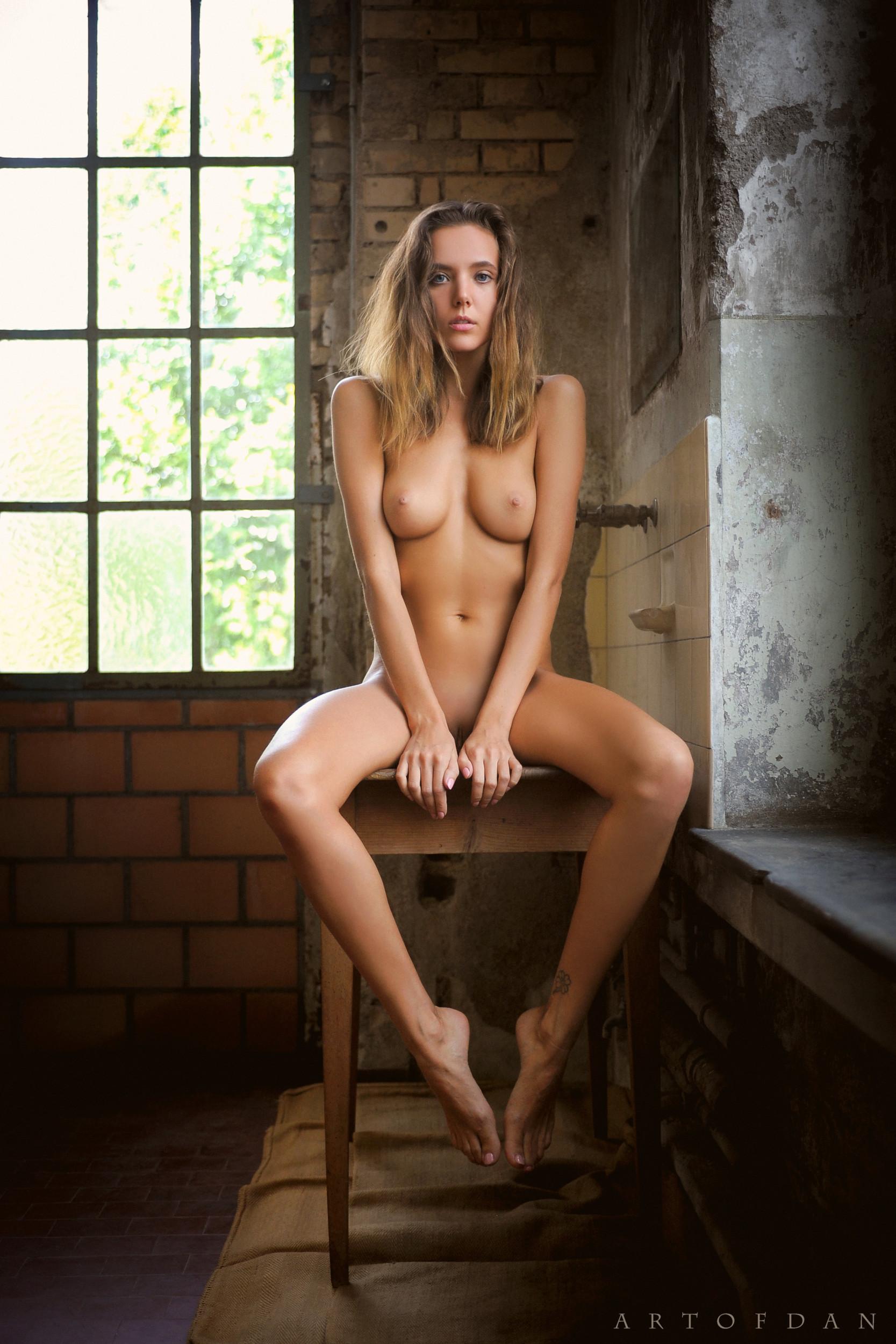 Katya Clover - Daniel Fehr photoshoot