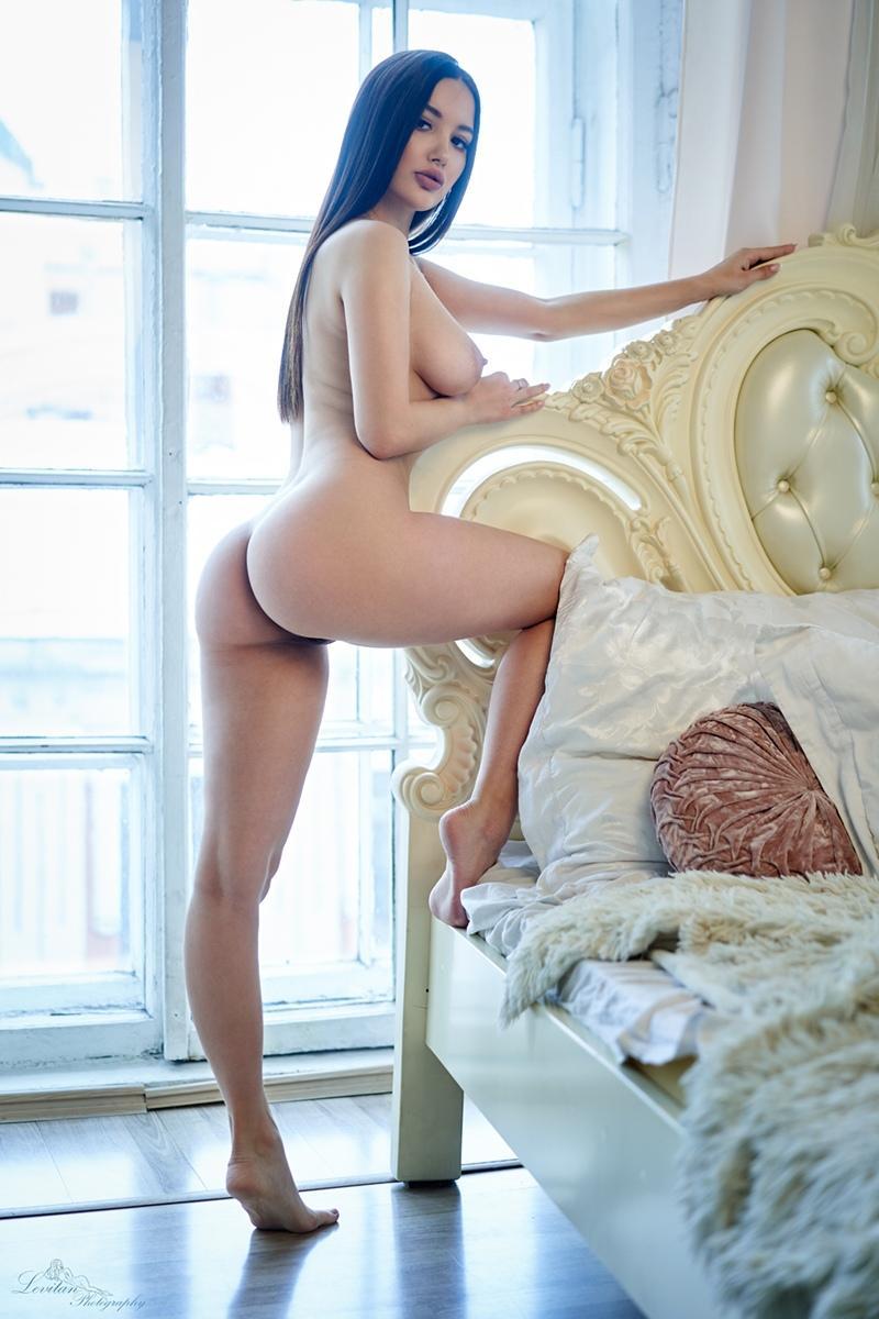 Alina Gorohova - Andrej Lewitan photoshoot