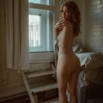 Erna O'Hara – Baldwin Cunningham photoshoot