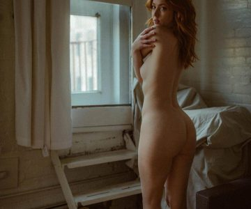 Erna O'Hara - Baldwin Cunningham photoshoot