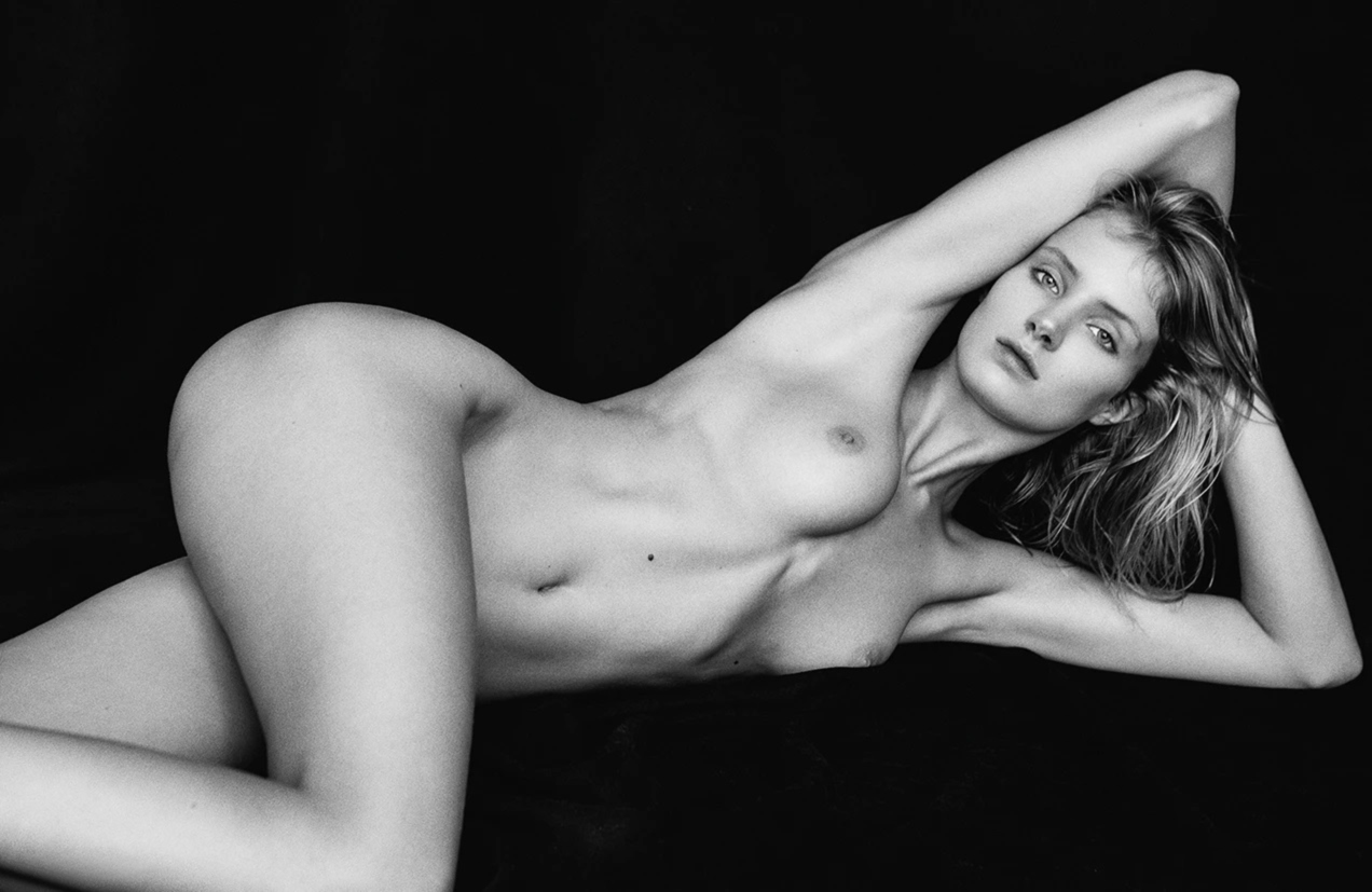 Fanny Francois - Kozdra & Baczulis photoshoot