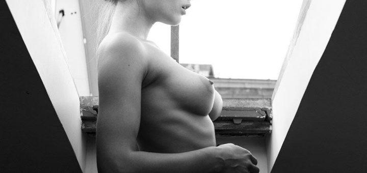 Gloria Sol - Maxime Gicquel photoshoot