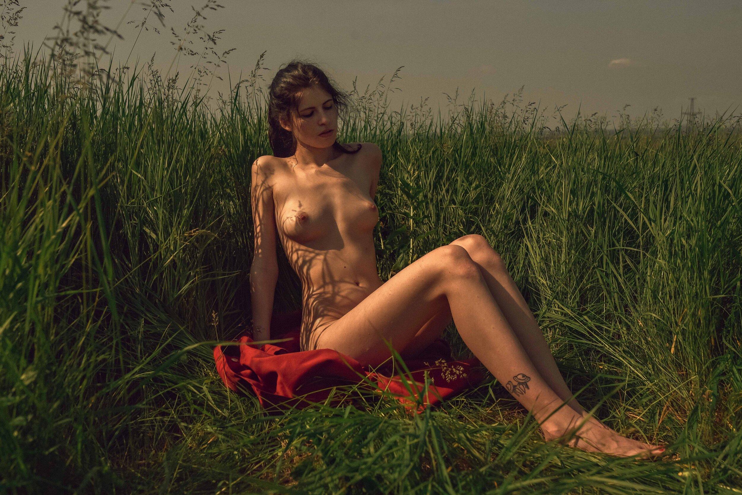 Natasha - Pavel  Polyarnick photoshoot