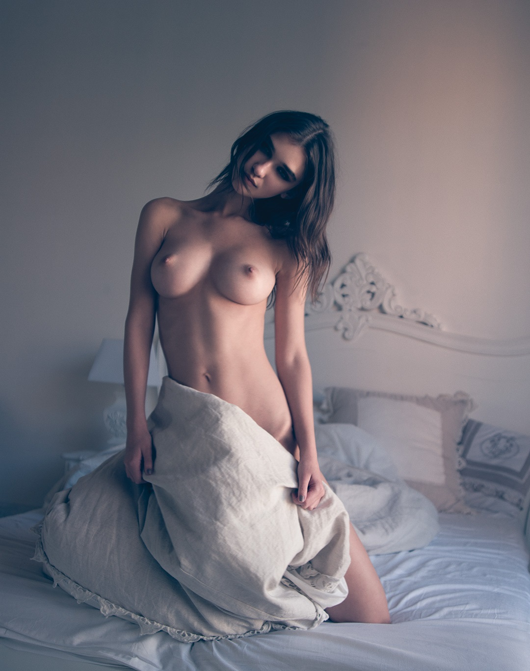 Paula Bulczynska - Dennison Bertram photoshoot